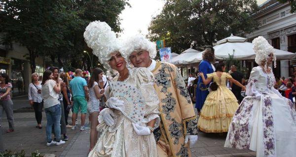 Карневалски поздрав из Шапца