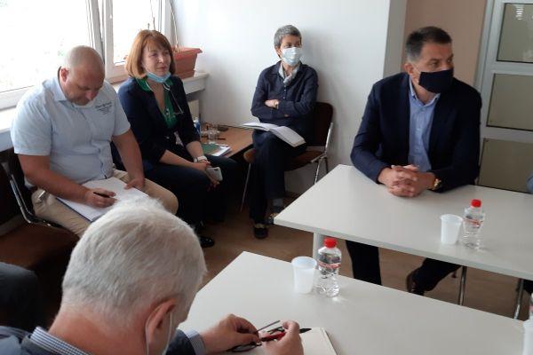Састанак у Регионалној привредној комори Колубарског и Мачванског управног округа