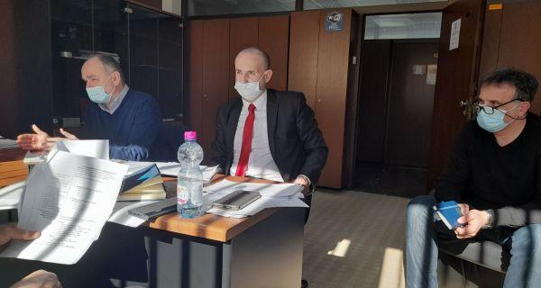 Prvi radni sastanak  u Ministarstvu
