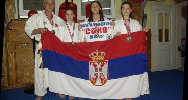 Три медаље