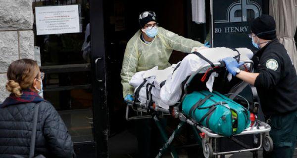 Више од 100.000 мртвих у САД