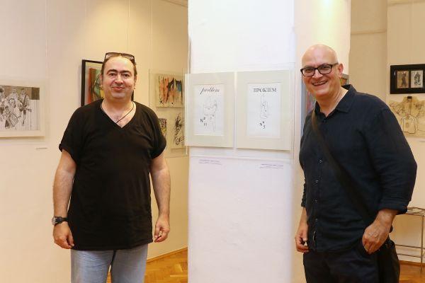 Традиционална XVIII изложба цртежа до краја јуна у Галерији Културног центра