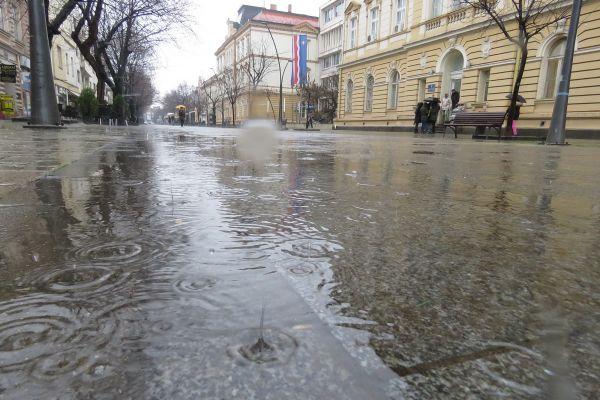 U Srbiji sutra oblačno i kišovito vreme