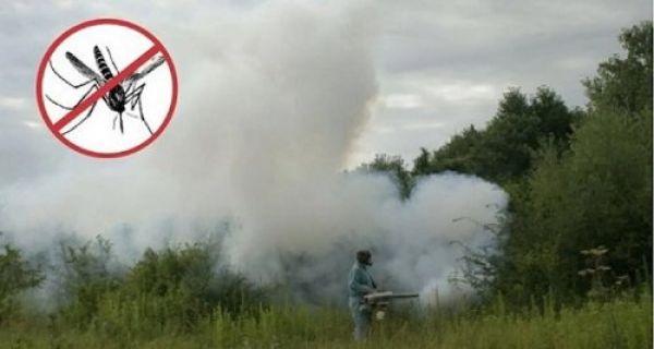 Suzbijanje larvi komaraca