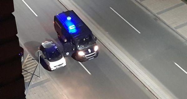 Полиција појачала контролу кретања после 17 часова