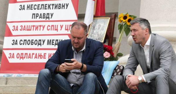 Обрадовић и Костић прекинули штрајк глађу