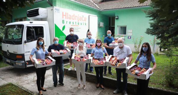 Mozzart isporučio  više od 20 tona  pomoći