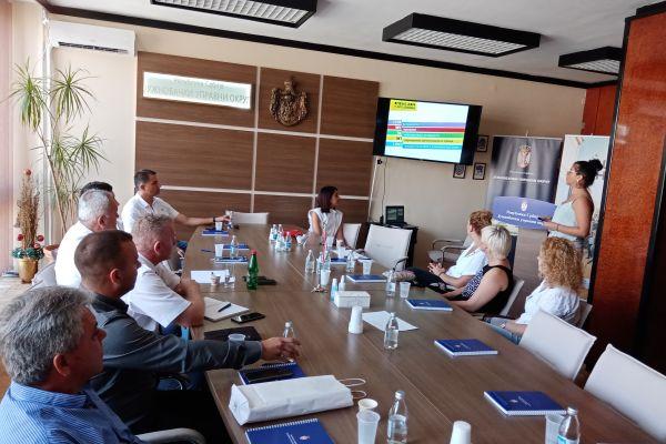 Sastanak načelnika Upravnih okruga u Novom Sadu