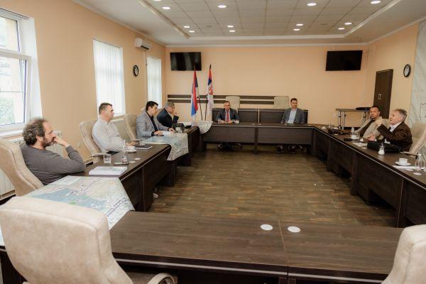 Активности реализације пројекта регионалне комуналне депоније у Убу