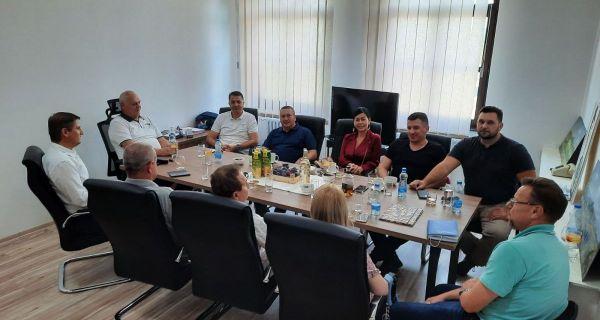 Pomoćnik ministra poljoprivrede u poseti Koceljevi