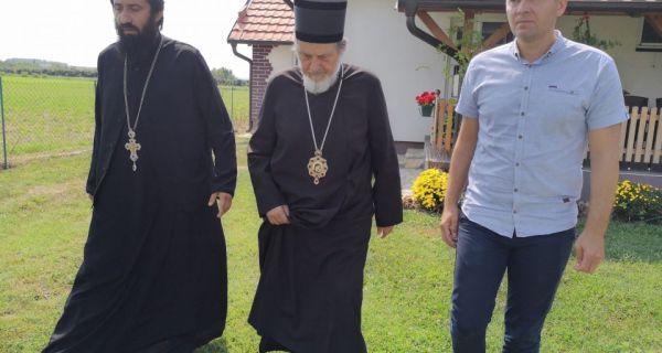 Владика: Помоћ народу и цркви на Косову циљ број један