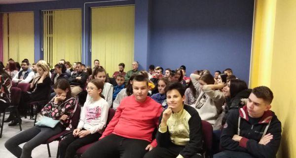 """Ковић гост """"Лазине"""" школе"""