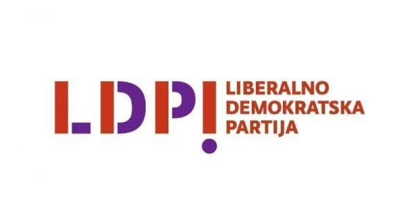 ЛДП: Забранити конгрес Радикала у Хртковцима