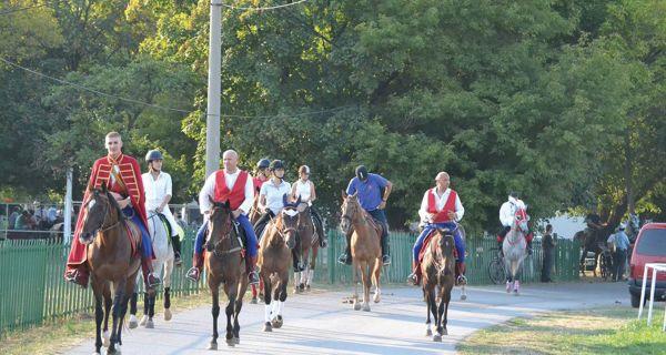 U čast Konja i Ljubičeva