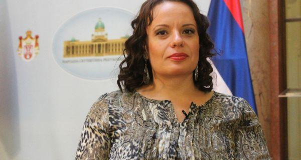 СМС: Михајловска потписница Декларације Жена са инвалидитетом у политичком лидерству донете у УН