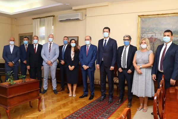 Gradonačelnik Pajić ugostio Nj.E. Karla Lo Kaša i predstavnike Konfindustije u Srbiji