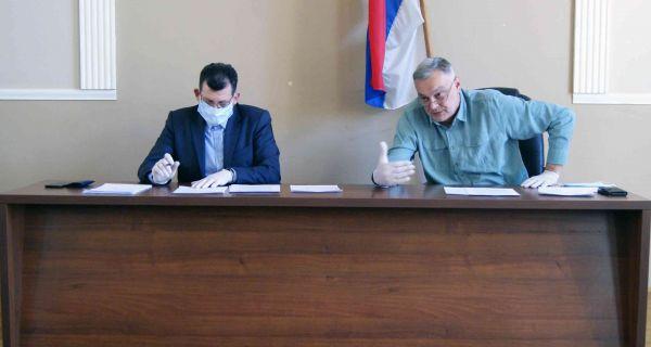 Šesta sednica Štaba za vanredne situacije opštine Bogatić