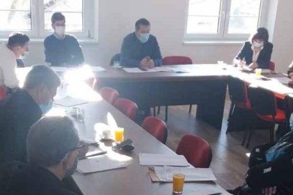 Одржана прва овогодишња седница Општинског већа Општине Владимирци