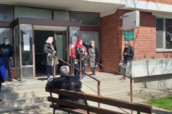 Masovna imunizacija stanovništva opštine Vladimirci protiv korona virusa