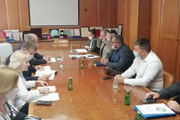 Sastanak rukovodstva Opštine Vladimirci sa predstavnicima Ministarstva rudarstva i energetike