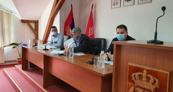 Saopštenje za medije Vladana Krasavca, načelnika Mačvanskog upravnog okruga i komandanta Okružnog štaba za vanredne situacije