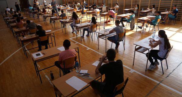 Одложен тест из математике