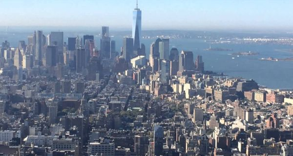 Пријављена експлозија на Менхетну
