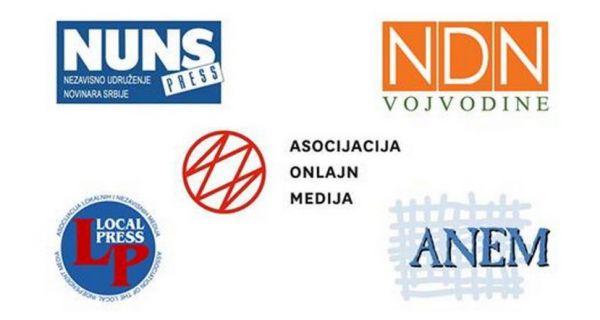 Медијска коалиција: Повлачимо чланове и захтевамо нови избор комисија Министарства културе и информисања