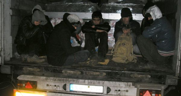 Управа царина: Од почетка године у камионима међу робом за царињење нађено више од 650 миграната