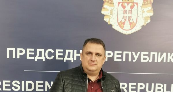 Milan Daničić novi predsednik