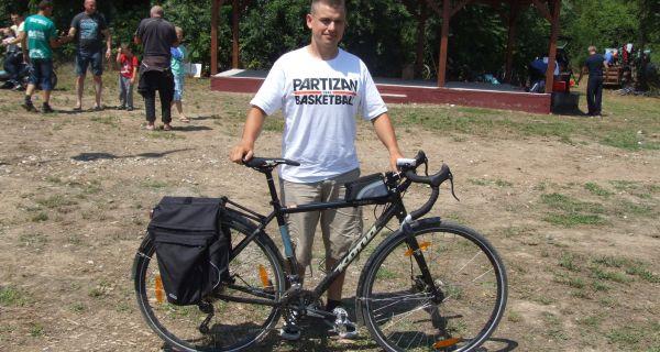 Бициклом од Малмеа до Бадовинаца