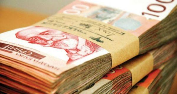 Sutra isplata 60 odsto minimalne zarade za više od 235.000 firmi