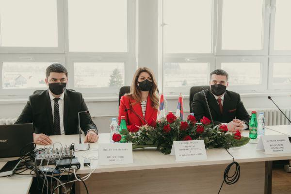 Дводневна посета министарке Матић Љубовији