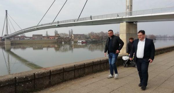Сремска Митровица ће се панелима бранити од поплава