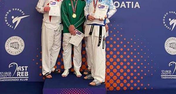 Четири шабачке медаље
