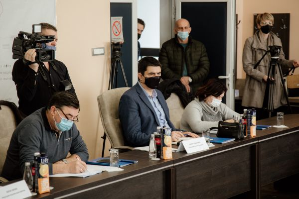 Predstavnici opštine Ljubovija na sastanku sa ministrom Nedimovićem