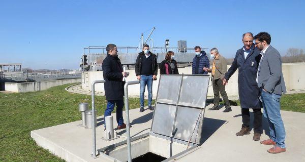 Postrojenje za preradu otpadnih voda primer dobre prakse