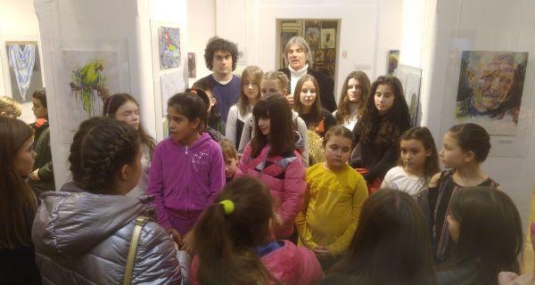 Stvaralaštvo mladih umetnika u čast praznika