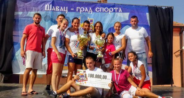 Pocerski Pričinović slavi pobedu