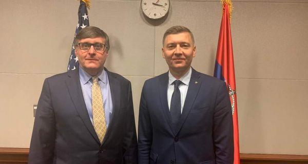 Sastanak Zelenovića i Palmera