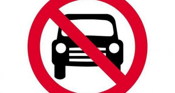 Zabrana saobraćaja na snazi