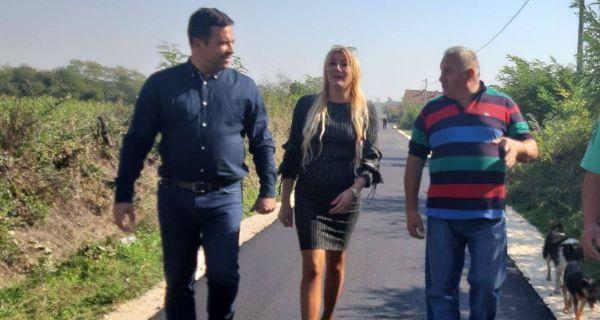 Novi putevi u Zablaću