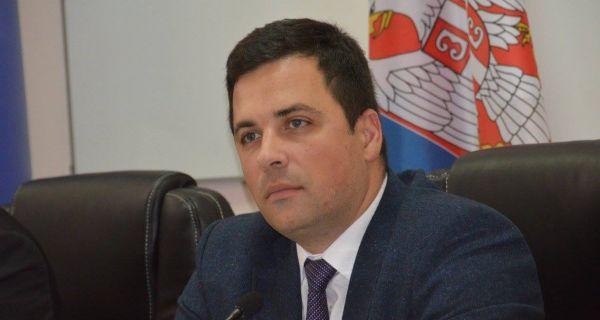 Немања Пајић, председник Скупштине градаШпаца: СНС меша политику у рад правосудних органа