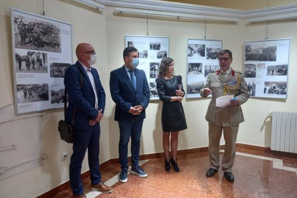 U Biblioteci šabačkoj danas otvorena izložba Britanci i Drugi svetski rat