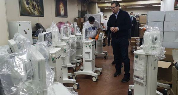 Predsednik Srbije traži da se objave podaci o nabavci respiratora