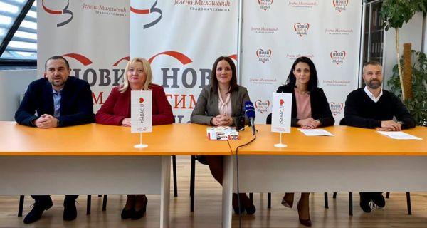 Novi Tim za Šabac predstavio programe zdravstvene i socijalne zaštite