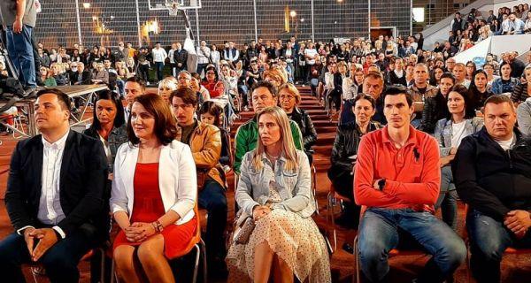 Завршна конвенција Новог тима за Шабац