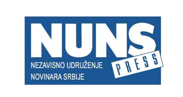 NUNS: Sumnjamo da vlast nadzire komunikacije i kontakte kritički nastrojenih medija i novinara