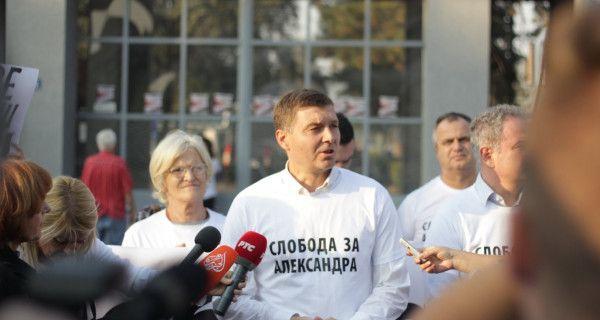 Zelenović u Valjevu: Velika sramota za državu