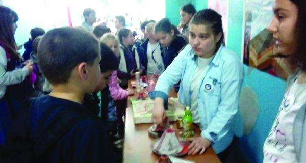 Мај у Лазиној школи